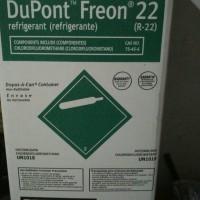 Freon R22 DUPONT USA/Sparepart AC/Tiris Global super Murah