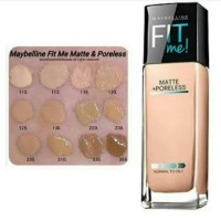 share in jar maybelline fit me matte poreless foundation