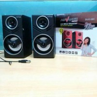 speaker New Advance duo-080 / speaker Laptop