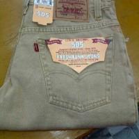 celana jeans levis cream 28-37