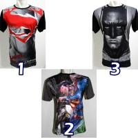 harga Kaos Batman V Superman Bvs Tokopedia.com