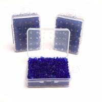 Jual Silica gel biru kotak praktis  Murah