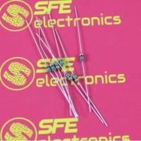 2.2K Ohm 1/8Watt Carbon Film Resistor (10pcs)