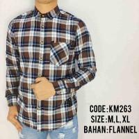 Harga baju pakaian pria busana kemeja panjang kerja motif   Hargalu.com
