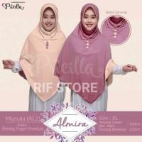 Jilbab / Hijab Instan Pricilla Almira Bolak Balik CSS-jkt
