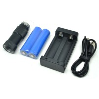 Feiyu Tech G4 Battery Extender with 2Pcs 18650 Battery for G3/G4 GimbL