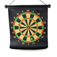 Jual Dartboard Magnetic/Dart Game/Dartboard Magnet Gulung/Mainan Panahan Murah