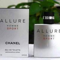 Parfum Original Chanel Allure Homme Sport EDT 100 ML ~ No Box