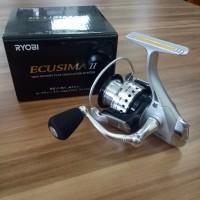 harga Reel Pancing Ryobi Ecusima 2-4000 4+1 / Ball Bearing Tokopedia.com