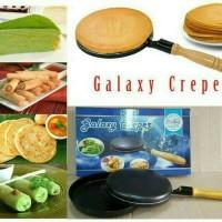 Cetakan kue kulit dadar gulung martabak lumpia risol/GALAXY CREPER