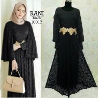 Rani Dress||Maxi Dress ||Fashion Wanita-Muslimah ||Abaya|Party Dress