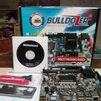 Motherboard Bulldozer H61M - GP Socket 1155