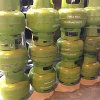 tabung gas LPG 3kg ISI