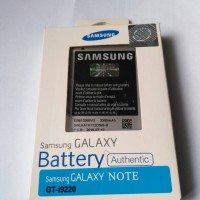 Baterai Batre Battery Samsung Galaxy Note Original Note 1 Battery Ori