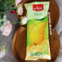 Ice Cream AICE : Mango Slush