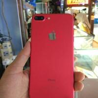 HP IPHONE 7 PLUS ( 7+ ) RED MERAH EDISI EDITION REPLIKA BEST KING COPY