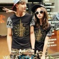 Baju Couple Oblong / Kaos Couple / Couple murah