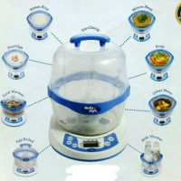 baby save 10 in 1 multifunction steamer