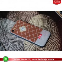 Remax Sinche Series Hard Case Iphone 7 Brown