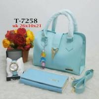 Harga tas paket murah tas wanita lokal paketan jam dompet grosir | Pembandingharga.com