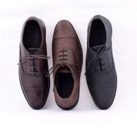 Jual Sepatu Kulit Asli Azcost Oxford Original Handmade Murah