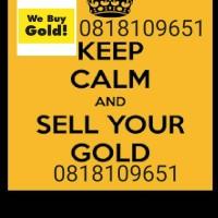 Jual beli emas antam logam mulia , free jemput kantor , rumah , mall