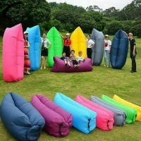 Jual Kursi Angin Malas Lazy Bag Inflatable Air Sofa Travel Pantai Garden Ok Murah