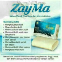 Sabun Zayma Milk Nasa