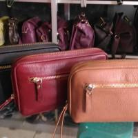 dompet kulit/wanita/asli garut