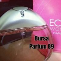 Parfum asli Eropa DAVIDOFF ECHO for woman Edp 100ml