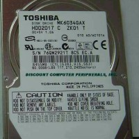 HDD/hardisk 60gb ide 2'5inci for laptop notebok garansinya 1tahun full