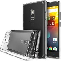 Hardcase Slim Bening Clear Crystal Hard Case Cover Casing Oneplus Two