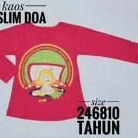 5 6 7 tahun baju anak perempuan muslim doa