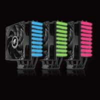 ENERMAX LEPA NEOllusion World-leading RGB CPU Cooler (LPANL12)