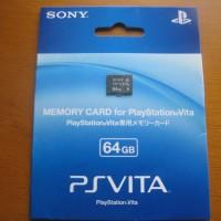 MEMORY CARD 64GB PSVITA