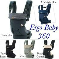 Jual Gendongan Bayi Ergo Baby 360 Aman dan Nyaman Menggendong 4 Posisi Murah