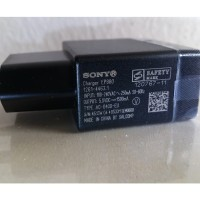 charger sony xperia +kabel data ep880 original 1500mah/1.5ampere untuk xperia l arc arc z zultra z1 z2 m m2
