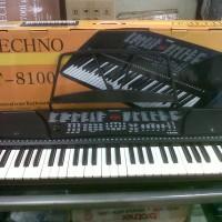 Jual Keyboard/Keyboard Techno T8100 belajar pemula dewasa/anak Murah