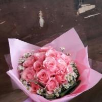 Jual Buket Bunga / Buket Bunga Wisuda / Kado Bunga / Handbouquet Murah