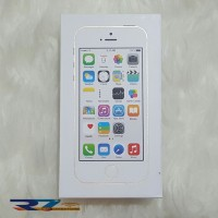 Box/Dus/Kotak iPhone 5S White/Gold
