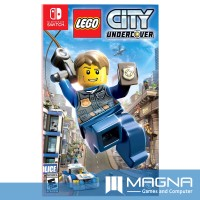 Switch Game - LEGO City Undercover