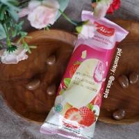 Ice Cream AICE : Strawberry Crispy