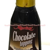 Mariza Chocolate Topping Bisa Dipadukan Buat Makanan Atau Minuman 350g
