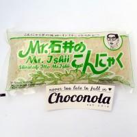 Mie Shirataki Hijau - Wet Shirataki Noodle 200g Mr. Ishii Ito Konnyaku