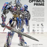COMICAVE TRANSFORMERS - OPTIMUS PRIME Special New Sale Hot Toys READY