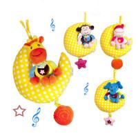 Jual Mainan Gantung Stroller / Carseat / Mainan Anak Bayi Bunyi Musik Murah