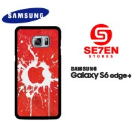 Casing HP Samsung S6 Edge Plus Apple iPhone Custom Hardcase Cover