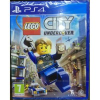 Game Ps4 Lego City Undercover