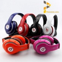 Monster Beats Studio Headphone Bluetooth Headset Stn-13 STN13 DISKON