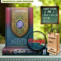 Al Quran Al Fatih 15 in 1 [ AlQuran Tajwid A5 Tafsir Per Kata ]